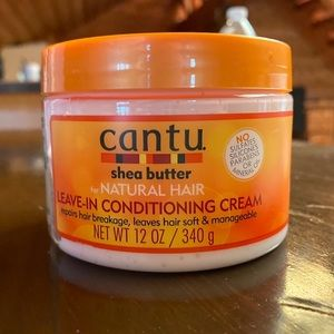 Shea Butter Leave-In Conditioner Cream from Cantu